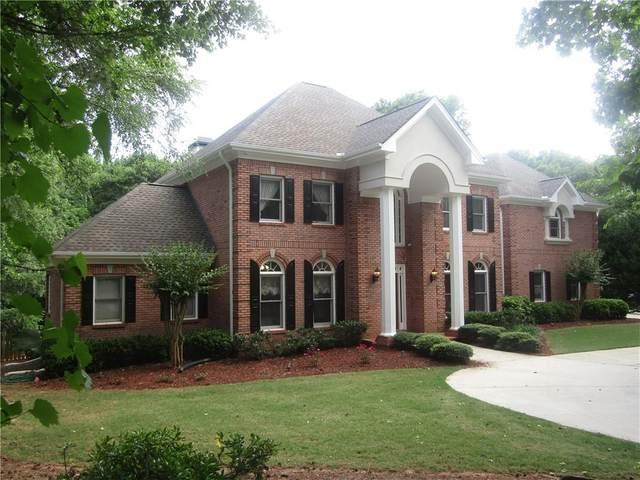 1131 Oxford Drive, Conyers, GA 30013 (MLS #6899117) :: North Atlanta Home Team