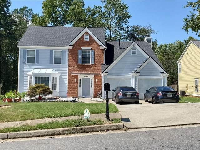 2760 Woodbine Hill Way, Norcross, GA 30071 (MLS #6899143) :: Rock River Realty