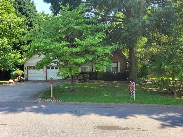 2931 Inverloch Circle, Duluth, GA 30096 (MLS #6899147) :: The Huffaker Group