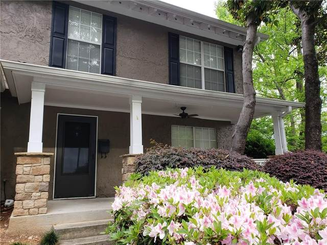 3180 Seven Pines Court #108, Atlanta, GA 30339 (MLS #6899166) :: North Atlanta Home Team