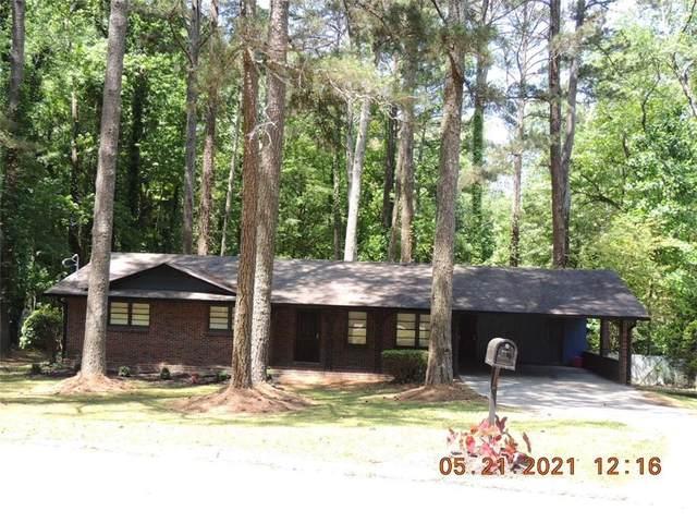 3800 Wisteria Lane SW, Atlanta, GA 30331 (MLS #6899173) :: The Huffaker Group