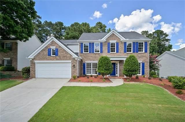4860 Agate Drive, Johns Creek, GA 30022 (MLS #6899180) :: North Atlanta Home Team