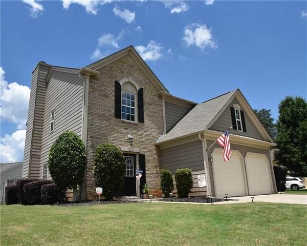 201 Castleton Court, Woodstock, GA 30189 (MLS #6899206) :: North Atlanta Home Team