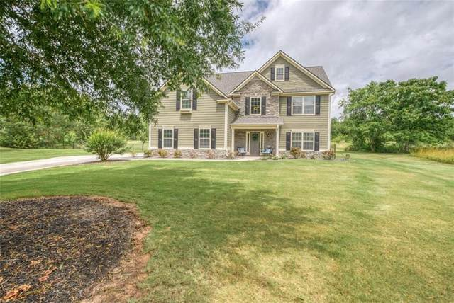 1441 Henderson Ridge Lane, Loganville, GA 30052 (MLS #6899207) :: The Heyl Group at Keller Williams