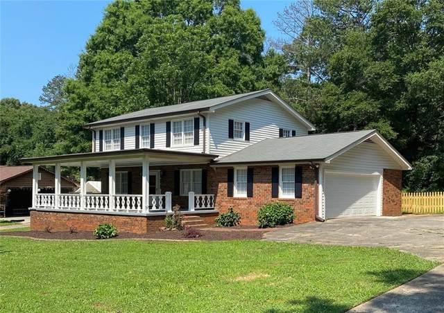 63 Baker Road, Cartersville, GA 30121 (MLS #6899234) :: North Atlanta Home Team