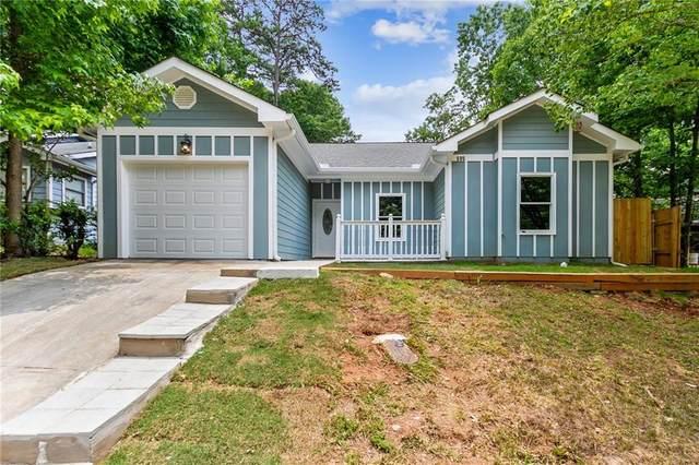 595 Maple Street, Stone Mountain, GA 30083 (MLS #6899278) :: North Atlanta Home Team