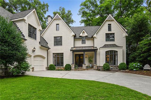 2891 Old Decatur Road NE, Atlanta, GA 30305 (MLS #6899285) :: Kennesaw Life Real Estate