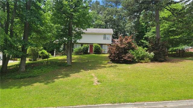 2851 Hickory Trail, Snellville, GA 30039 (MLS #6899298) :: Dillard and Company Realty Group