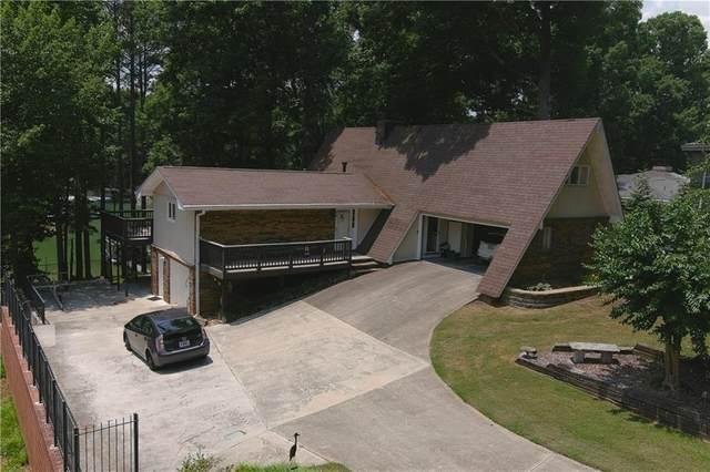 5823 Lakeshore Drive, Buford, GA 30518 (MLS #6899337) :: Todd Lemoine Team