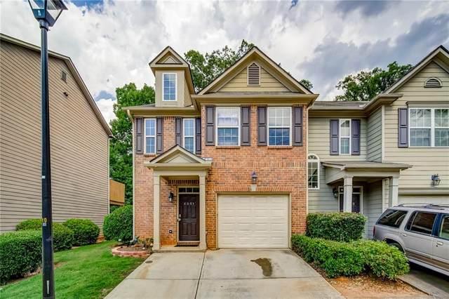 4051 Fireoak Drive, Decatur, GA 30032 (MLS #6899352) :: Kennesaw Life Real Estate