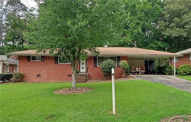 524 Sybil Lane SE, Marietta, GA 30067 (MLS #6899353) :: Kennesaw Life Real Estate