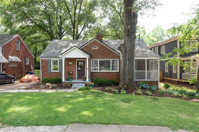 81 E Lake Drive NE, Atlanta, GA 30317 (MLS #6899382) :: Kennesaw Life Real Estate