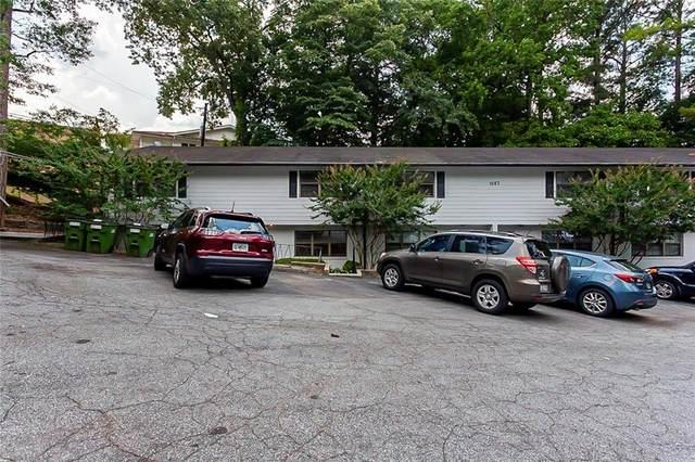 1683 Briarcliff Road NE #5, Atlanta, GA 30306 (MLS #6899387) :: Kennesaw Life Real Estate