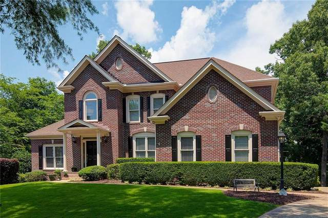 2644 Morningside Trail NW, Kennesaw, GA 30144 (MLS #6899391) :: North Atlanta Home Team