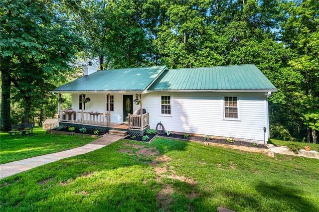 612 Beaver Ridge Road, Jasper, GA 30143 (MLS #6899404) :: Maria Sims Group
