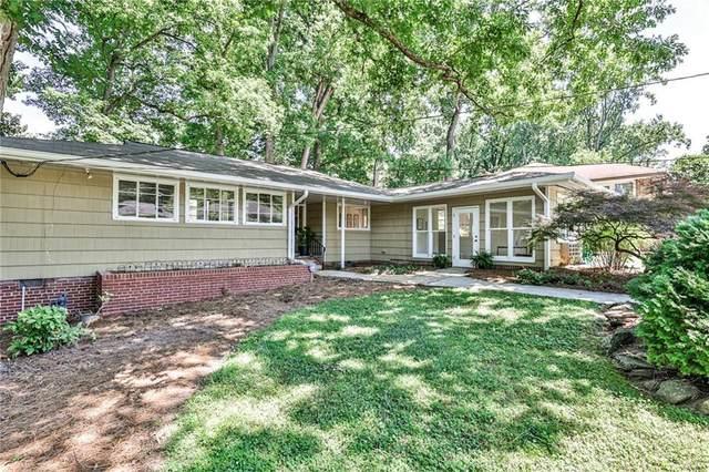 617 Webster Drive, Decatur, GA 30033 (MLS #6899413) :: Rock River Realty