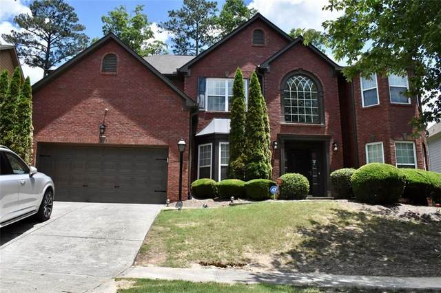 7163 Thoreau Circle, Atlanta, GA 30349 (MLS #6899417) :: North Atlanta Home Team