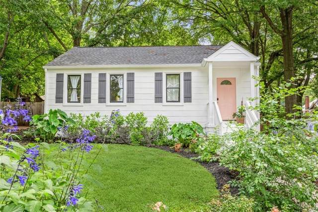770 Brown Place, Decatur, GA 30030 (MLS #6899425) :: Kennesaw Life Real Estate