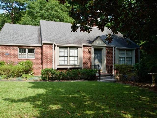 2732 Kimmeridge Drive, East Point, GA 30344 (MLS #6899439) :: North Atlanta Home Team