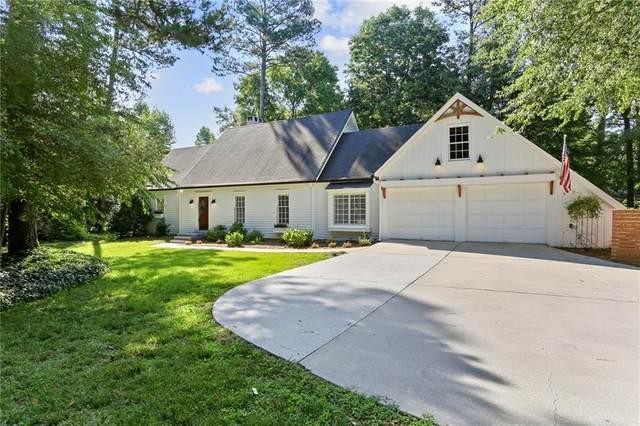 5015 Spalding Drive, Sandy Springs, GA 30350 (MLS #6899450) :: Oliver & Associates Realty