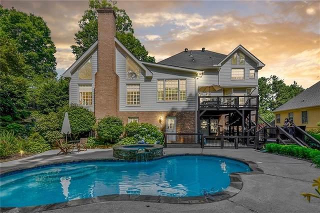 180 Chickering Lake Drive, Roswell, GA 30075 (MLS #6899462) :: North Atlanta Home Team