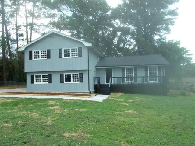 2436 Fairview Road SE, Conyers, GA 30013 (MLS #6899474) :: North Atlanta Home Team