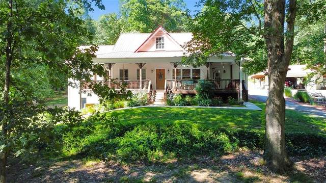 354 Heath Road, Dawsonville, GA 30534 (MLS #6899477) :: The Kroupa Team | Berkshire Hathaway HomeServices Georgia Properties