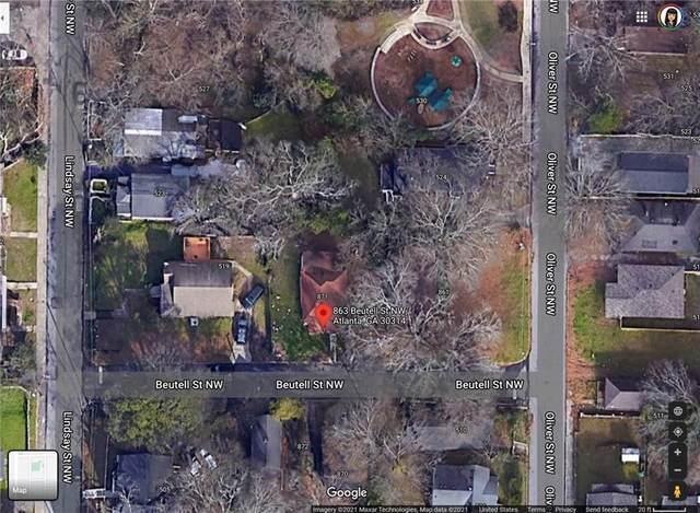 863 Beutell Street NW, Atlanta, GA 30314 (MLS #6899499) :: Path & Post Real Estate