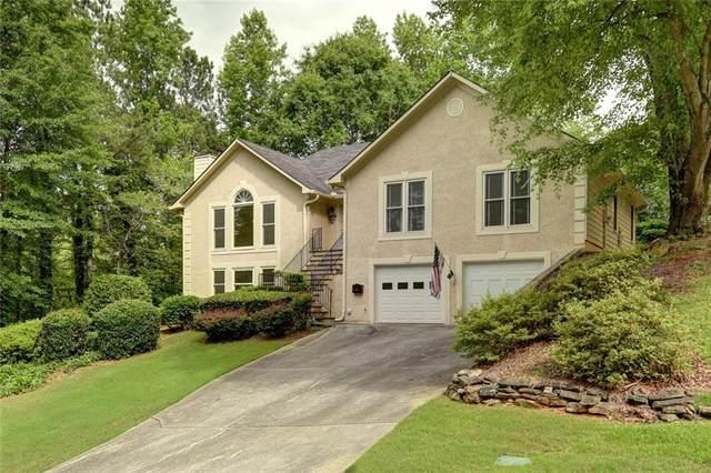 4711 Summerwood Drive SE, Smyrna, GA 30126 (MLS #6899504) :: Kennesaw Life Real Estate