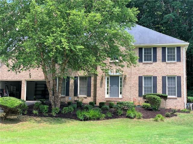 2060 Signal Ridge Chse NW, Kennesaw, GA 30152 (MLS #6899514) :: Path & Post Real Estate