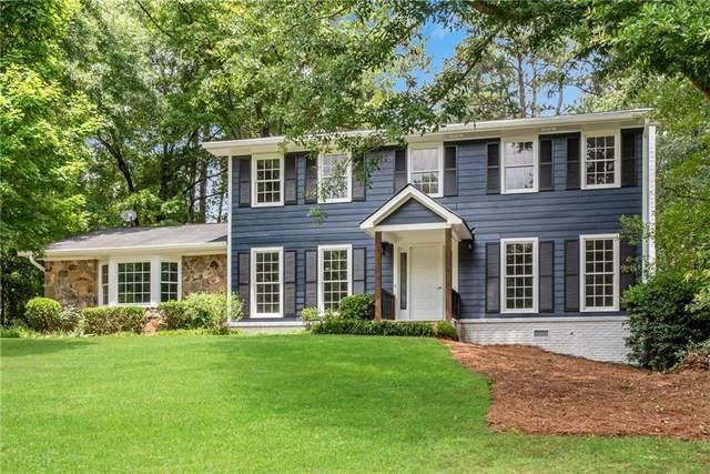 160 Jade Cove Circle, Roswell, GA 30075 (MLS #6899519) :: North Atlanta Home Team