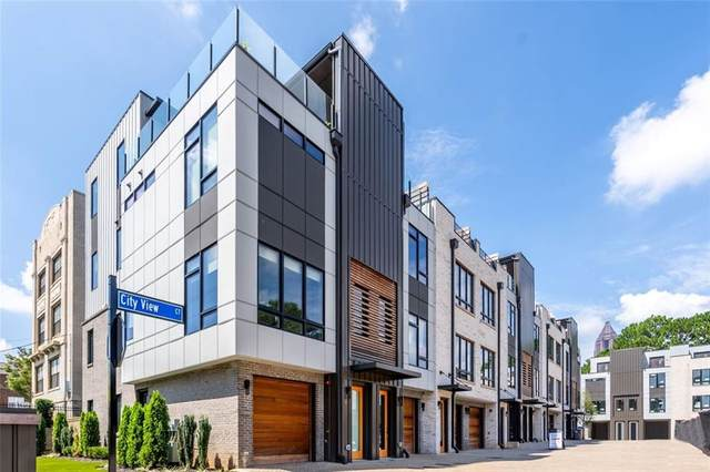 106 City View Court, Atlanta, GA 30308 (MLS #6899554) :: Kennesaw Life Real Estate