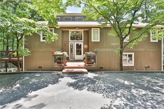 439 Petit Ridge Drive, Big Canoe, GA 30143 (MLS #6899555) :: Maria Sims Group