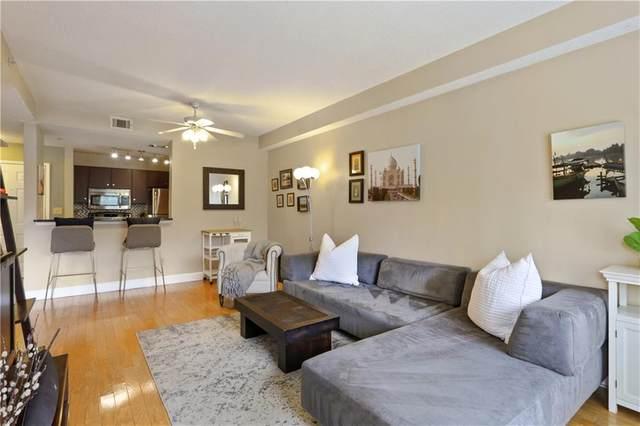 1075 Peachtree Walk NE A405, Atlanta, GA 30309 (MLS #6899573) :: Kennesaw Life Real Estate