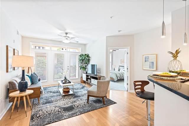 390 17th Street NW #3003, Atlanta, GA 30363 (MLS #6899575) :: Kennesaw Life Real Estate