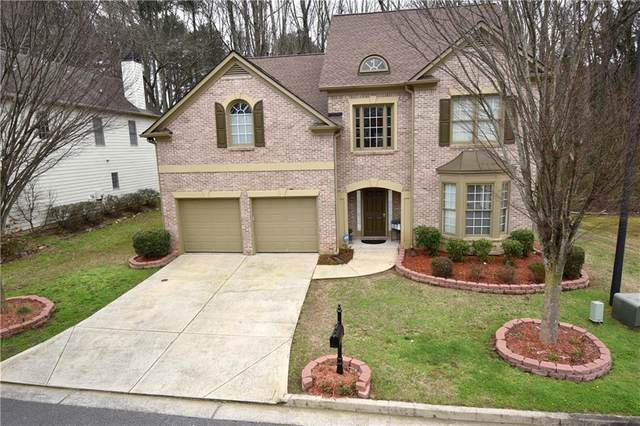 437 Cherry Tree Lane, Marietta, GA 30066 (MLS #6899600) :: Kennesaw Life Real Estate