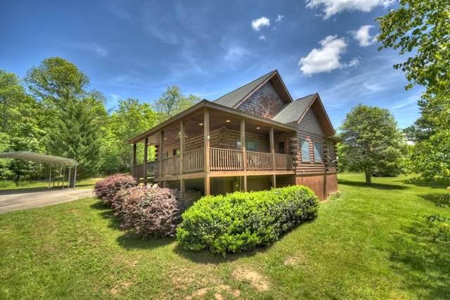 33 Old Shadwick Place, Mineral Bluff, GA 30559 (MLS #6899626) :: North Atlanta Home Team