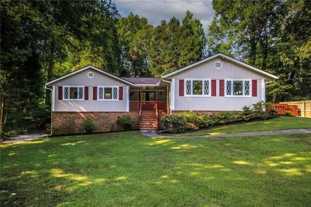 727 Bruce Way SW, Lilburn, GA 30047 (MLS #6899628) :: Maximum One Partners