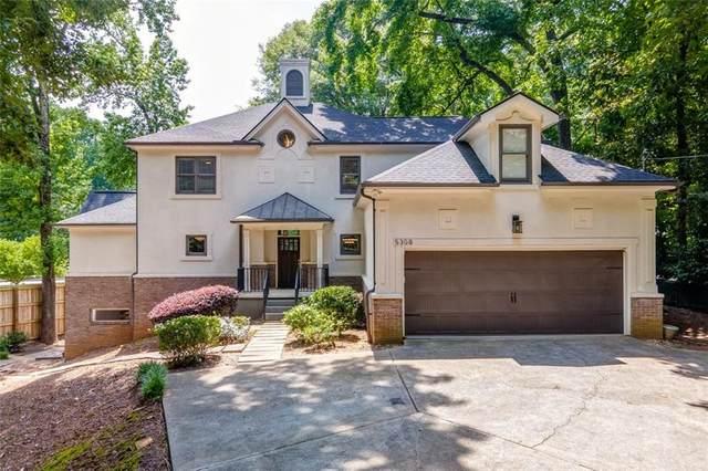5308 Northland Drive, Atlanta, GA 30328 (MLS #6899641) :: North Atlanta Home Team