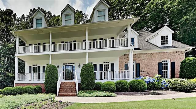 2911 Dunhill Trail, Woodstock, GA 30189 (MLS #6899646) :: RE/MAX One Stop