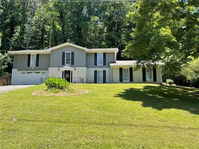 519 Joel Drive, Marietta, GA 30066 (MLS #6899706) :: North Atlanta Home Team