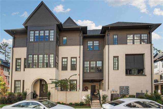 6532 Aria Village, Sandy Springs, GA 30328 (MLS #6899734) :: Kennesaw Life Real Estate