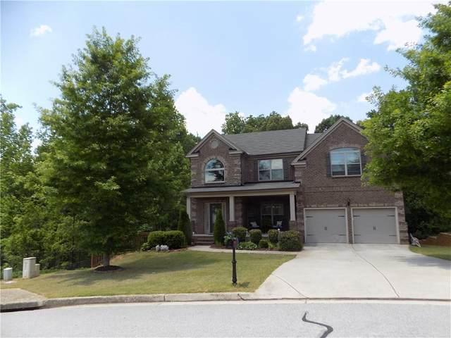 8713 Danley Drive, Douglasville, GA 30135 (MLS #6899770) :: Kennesaw Life Real Estate