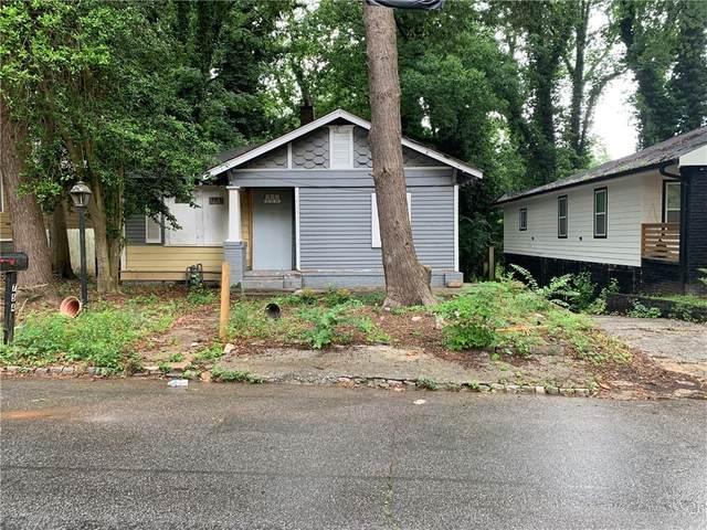 754 S Grand Avenue NW, Atlanta, GA 30318 (MLS #6899804) :: Thomas Ramon Realty