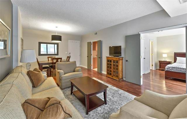 145 15TH Street NE #428, Atlanta, GA 30309 (MLS #6899831) :: Path & Post Real Estate
