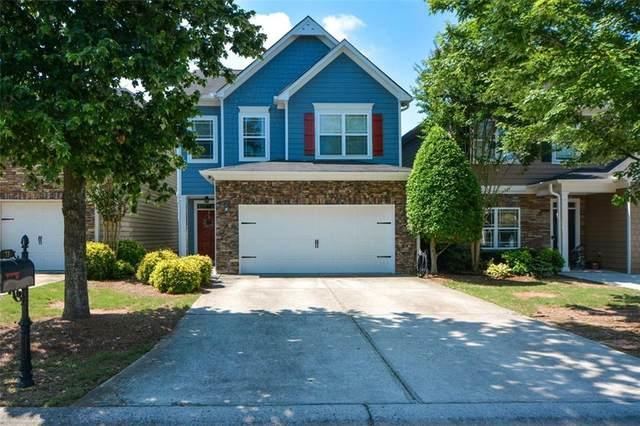 73 Oakmont Drive, Dawsonville, GA 30534 (MLS #6899844) :: The Kroupa Team | Berkshire Hathaway HomeServices Georgia Properties