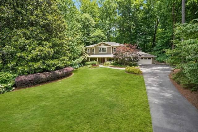 3587 Old Ivy Lane NE, Atlanta, GA 30342 (MLS #6899856) :: RE/MAX Paramount Properties