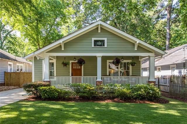 312 Spring Street, Decatur, GA 30030 (MLS #6899858) :: Thomas Ramon Realty