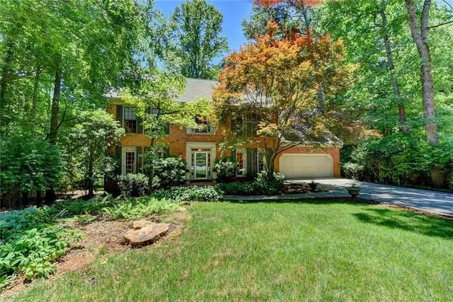 5676 Creekside Court, Peachtree Corners, GA 30092 (MLS #6899859) :: Path & Post Real Estate
