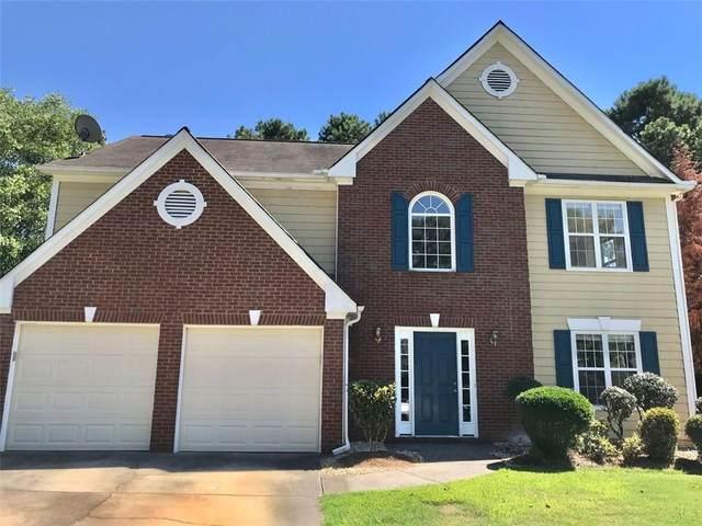 1407 Windmoor Court NW, Kennesaw, GA 30144 (MLS #6899861) :: North Atlanta Home Team